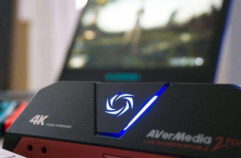 AverMedia Live Gamer Portable 2 Plus на практике