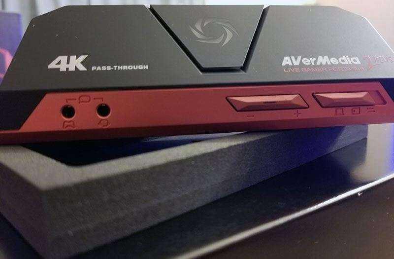 AverMedia Live Gamer Portable 2 Plus преимущества