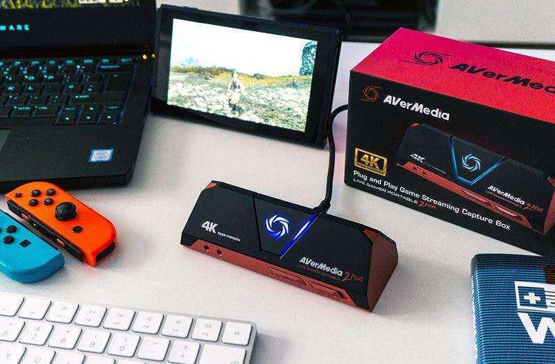 Обзор AverMedia Live Gamer Portable 2 Plus