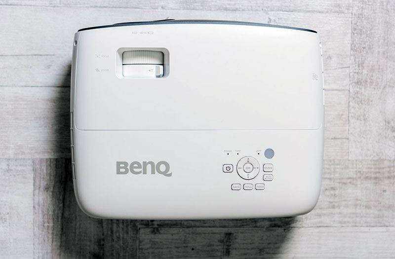 Настройка BenQ W1700