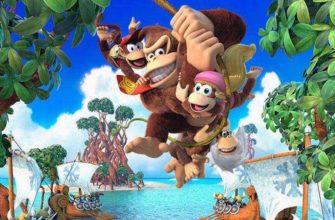 Обзор Donkey Kong Country: Tropical Freeze игра подкупающая графикой