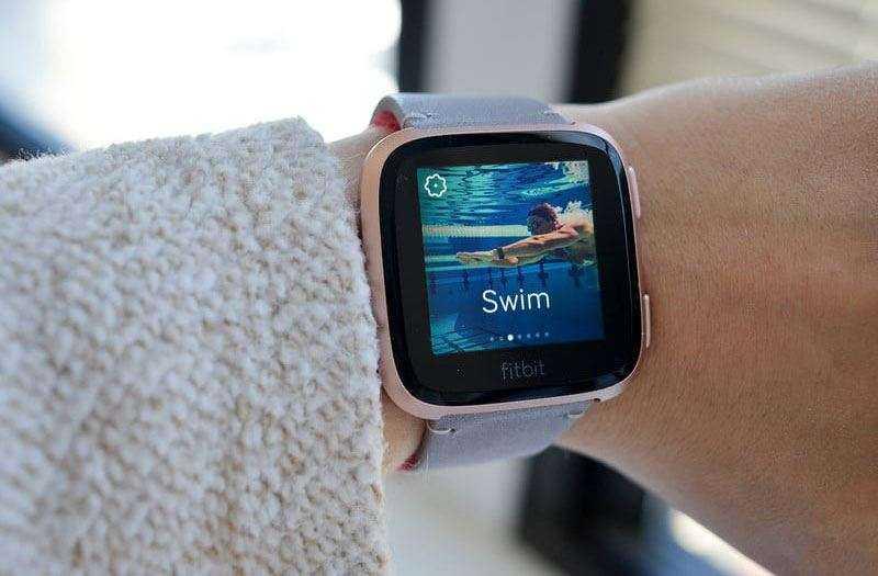 Умные часы Fitbit Versa