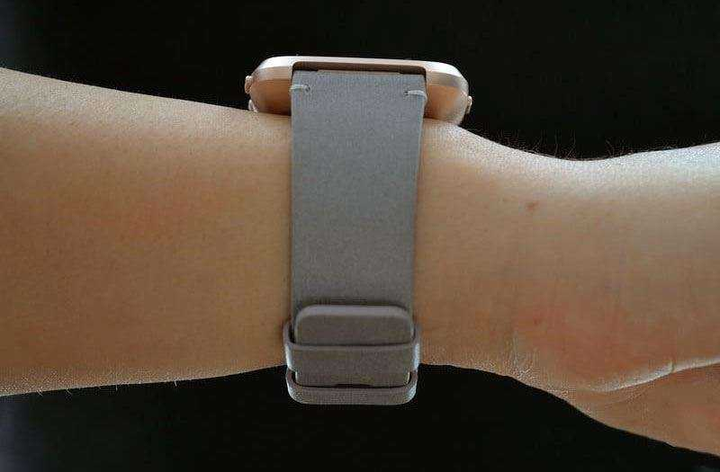 Дизайн Fitbit Versa