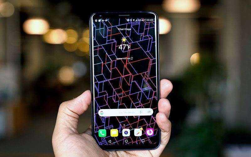 LG V30S ThinQ — Обзор отличного, но бессмысленного телефона