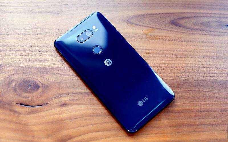 Телефон LG V30S ThinQ