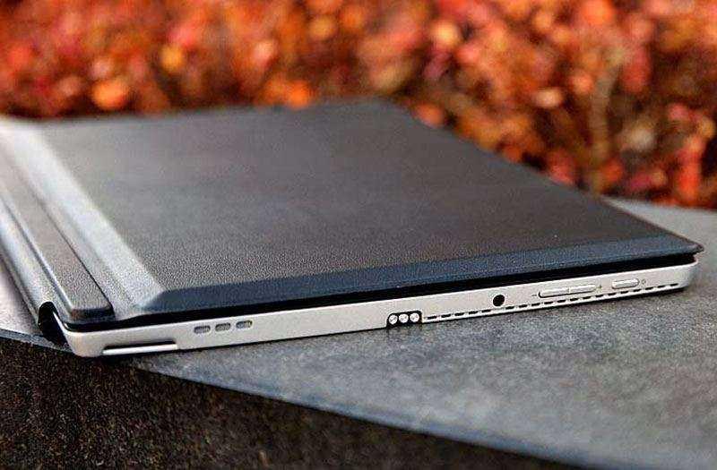 Дизайн Lenovo Miix 520