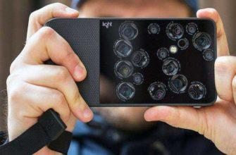 Обзор камеры с 16 объективами Light L16 — Фантастическая технология и футуристическое расстройство