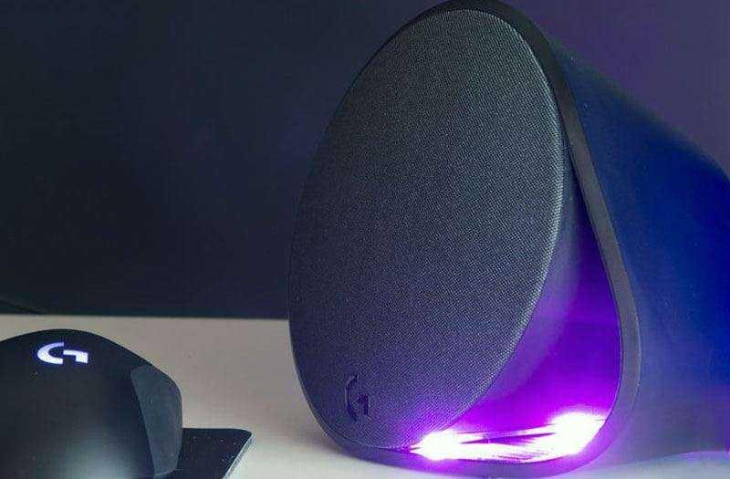 Подсветка Logitech G560