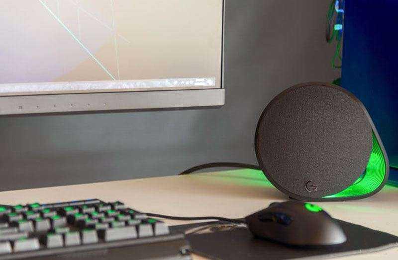 Звук Logitech G560