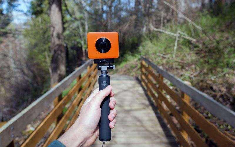 MADV Madventure 360 — Обзор ещё одной компактной камеры 360-градусов