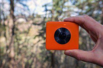 Обзор MADV Madventure 360 — Компактной камеры 360-градусов