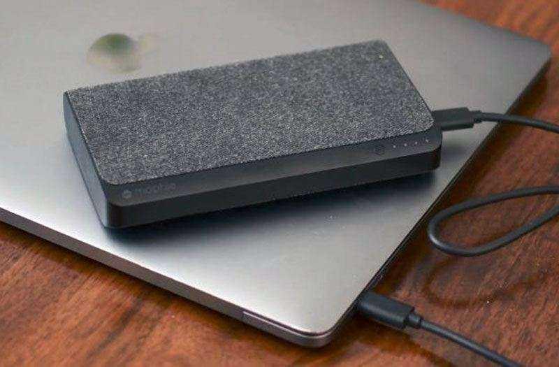 Mophie Powerstation USB-C XXL — Обзор повербанка для смартфона и ноутбука
