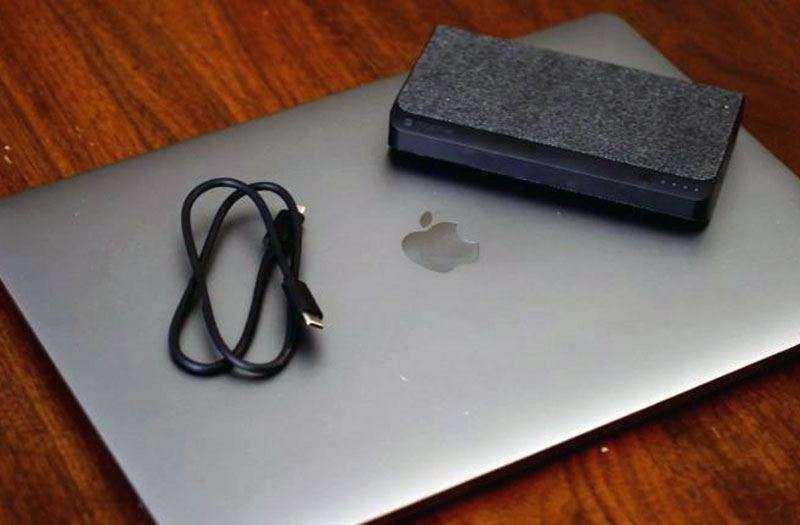 Mophie Powerstation USB-C XXL — отличный компаньон для MacBook