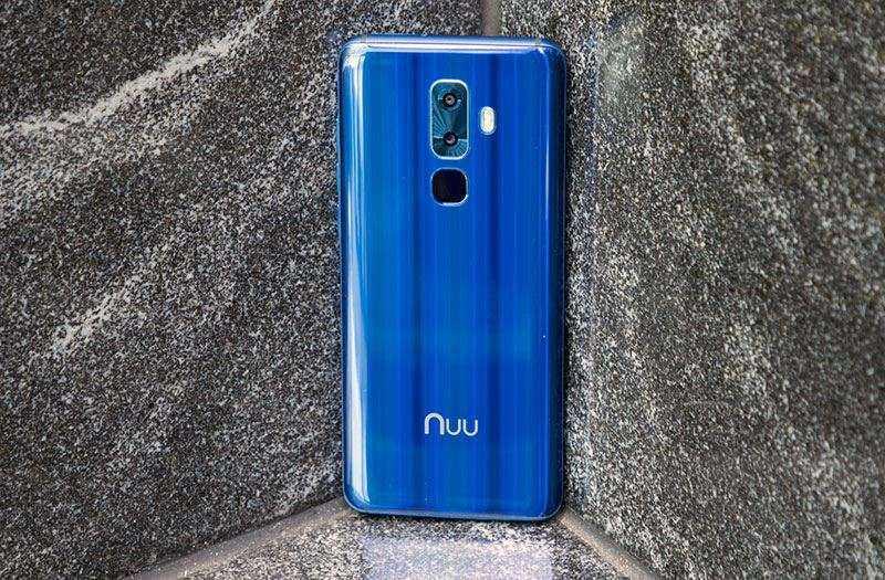 Nuu G3 — Обзор бюджетной копии смартфона Samsung