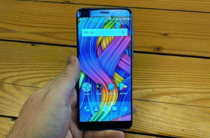 Обзор Nuu G3 — Ещё одна бюджетная копия смартфона Samsung