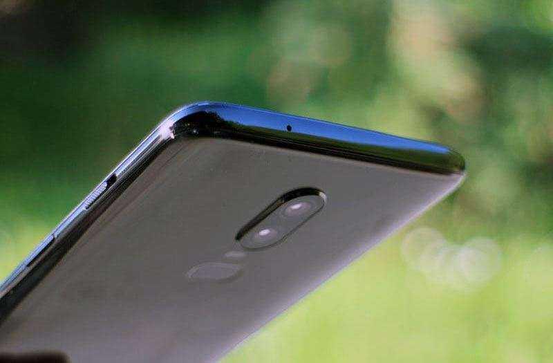 Качество звонков OnePlus 6