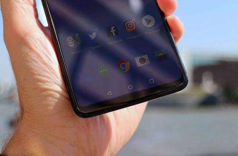 OnePlus 6 внешний вид