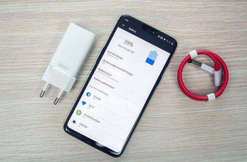 Аккумулятор OnePlus 6