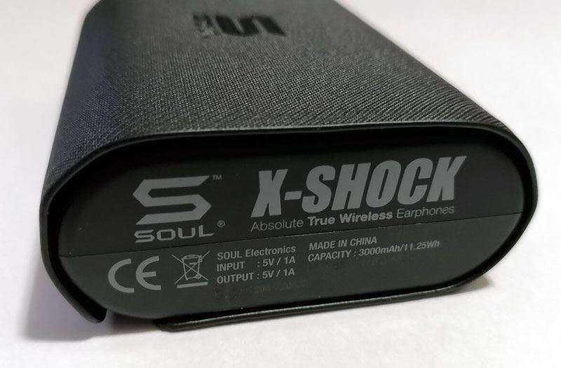 Чехол SOUL X-SHOCK