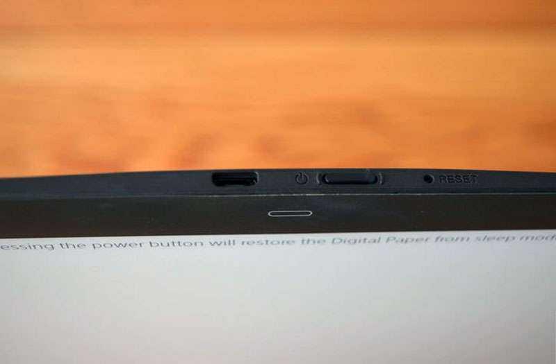 Sony Digital Paper характеристики