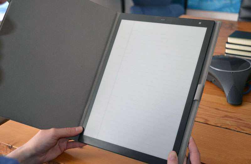 Обзор Sony Digital Paper, удобного и дорогого планшетного блокнота