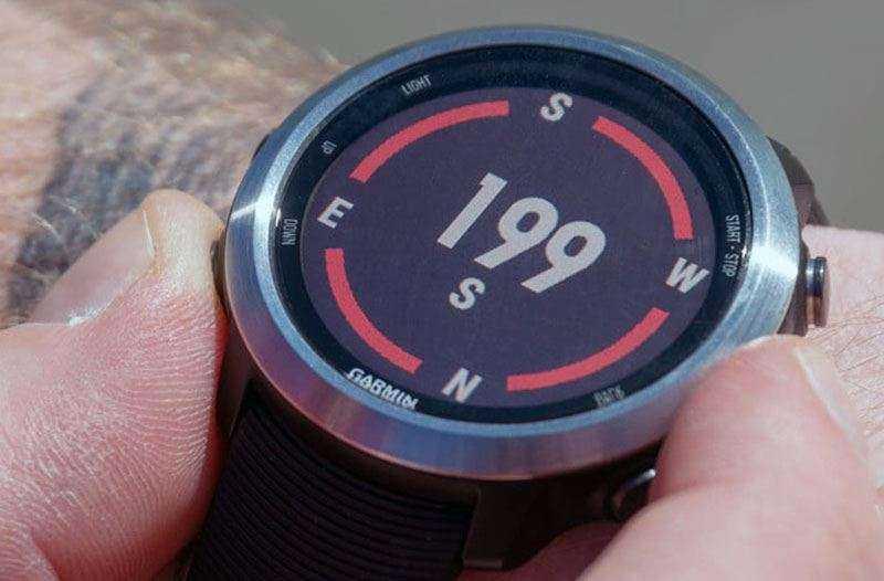 Смарт-часы Garmin Forerunner 645 Music