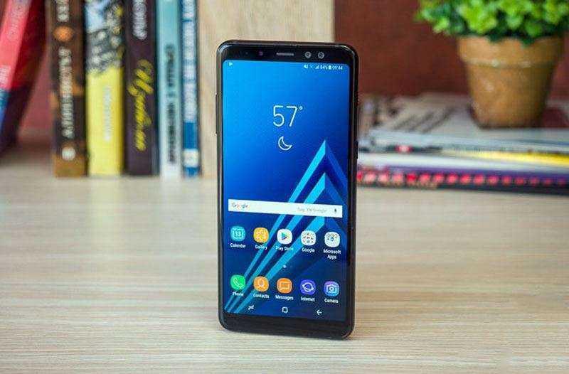 Samsung Galaxy A8 Plus отзывы