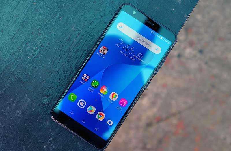 Тест Asus Zenfone Max Pro M1
