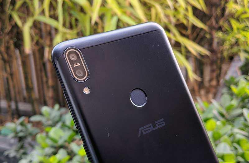 Камера Asus Zenfone Max Pro M1