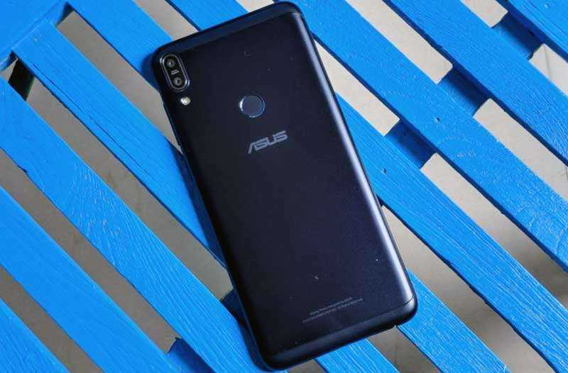 Мультимедия Asus Zenfone Max Pro M1