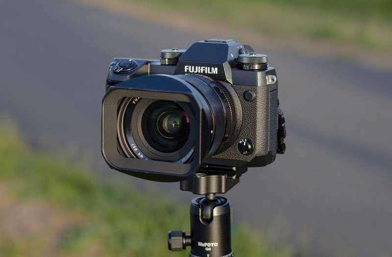 Обзор Fujifilm X-H1