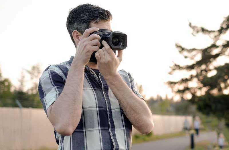 Fujifilm X-H1 съёмка видео