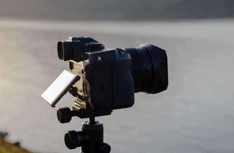 Дизайн Fujifilm X-H1
