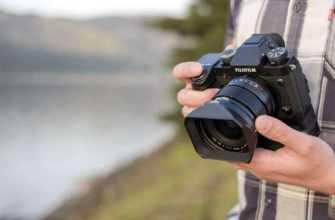 Обзор Fujifilm X-H1: лучшая беззеркальная камера Fujifilm 2018
