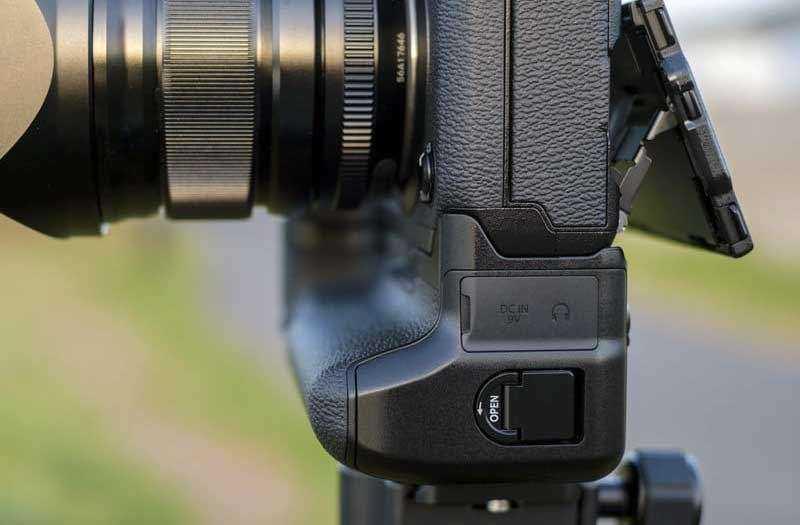 Fujifilm X-H1 внешний вид