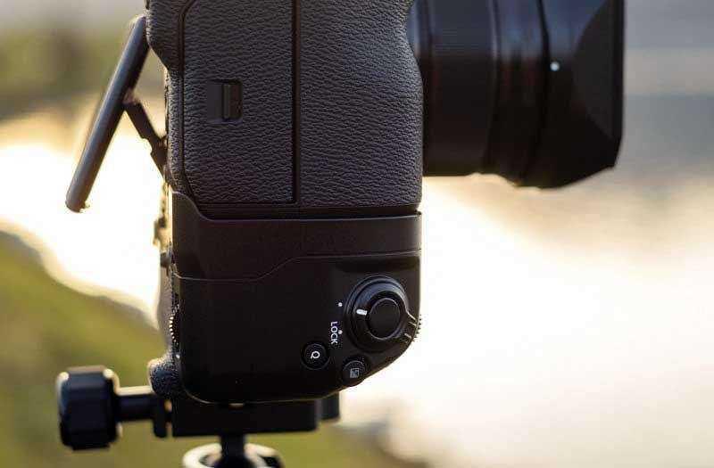 Камера Fujifilm X-H1
