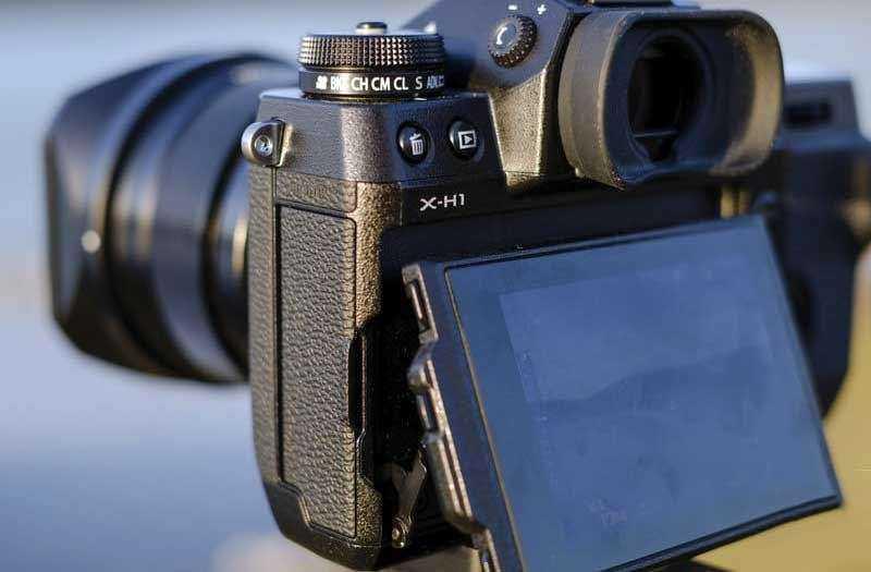 Фотоаппарат Fujifilm X-H1