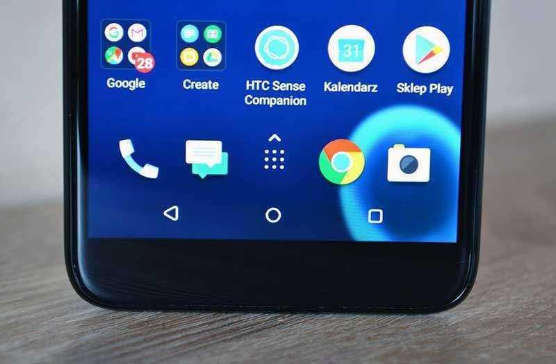 ПО HTC Desire 12