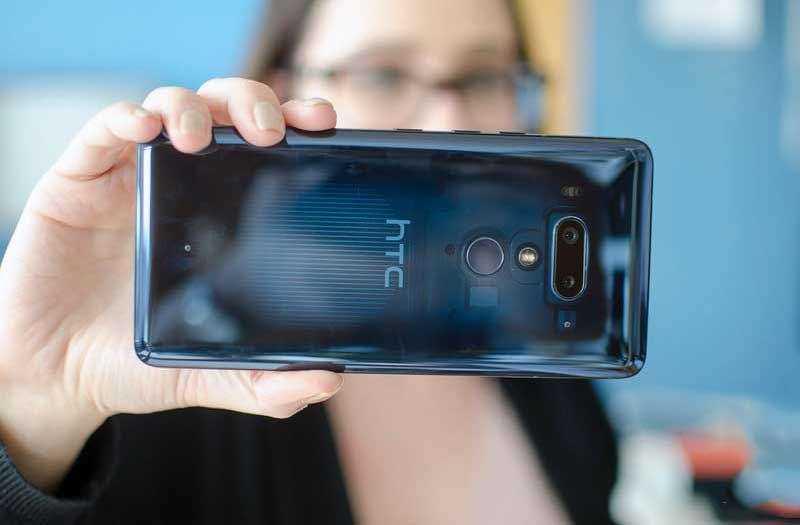Камеры HTC U12 Plus