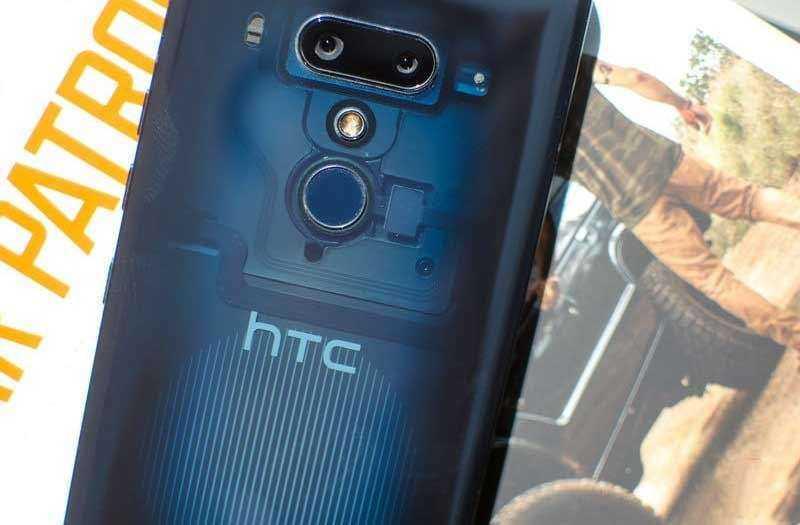 Телефон HTC U12 Plus