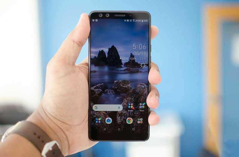 ПО HTC U12 Plus