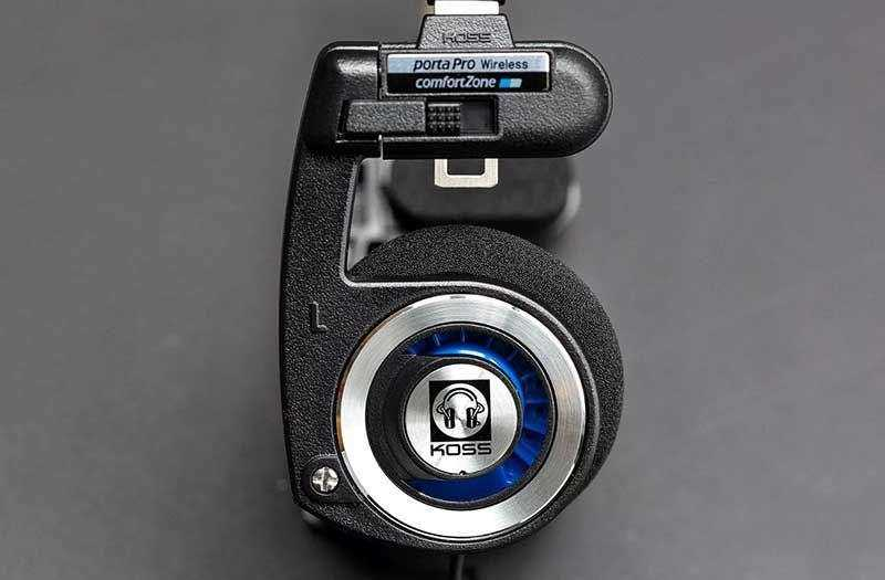 Звук Koss Porta Pro Wireless