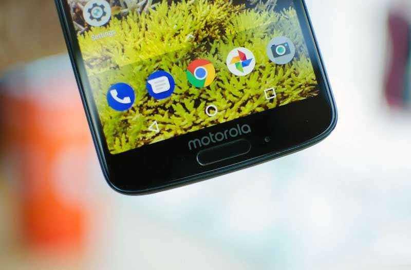 ПО Motorola Moto G6