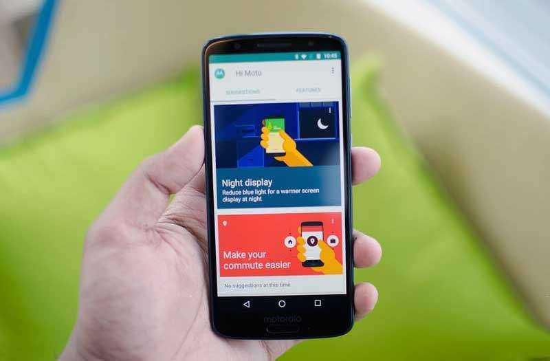 Motorola Moto G6 отзывы