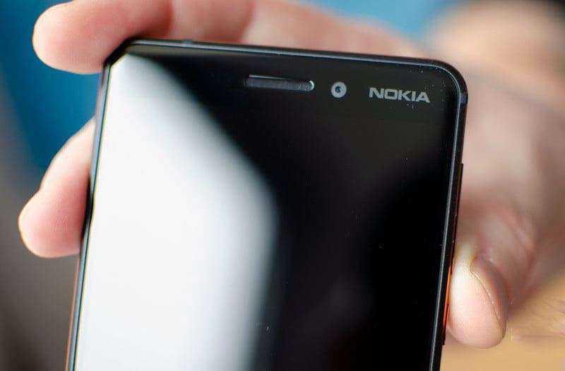 Подключения Nokia 6.1