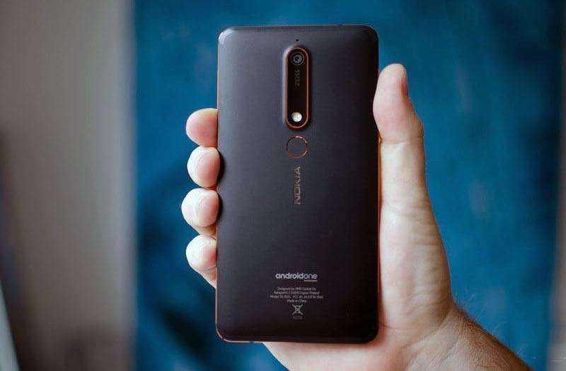 Камеры Nokia 6.1
