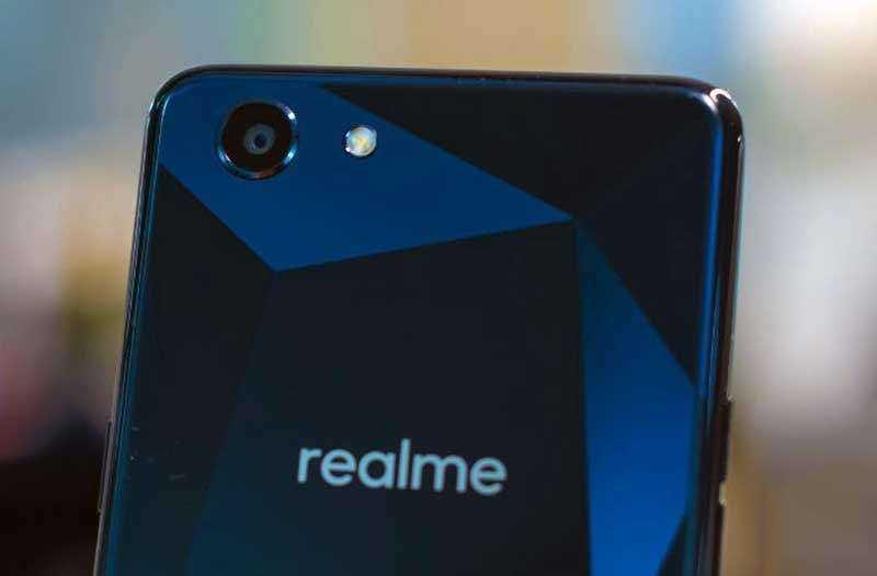 Камера Oppo Realme 1