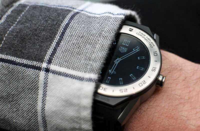 Часы Tag Heuer Connected Modular 41