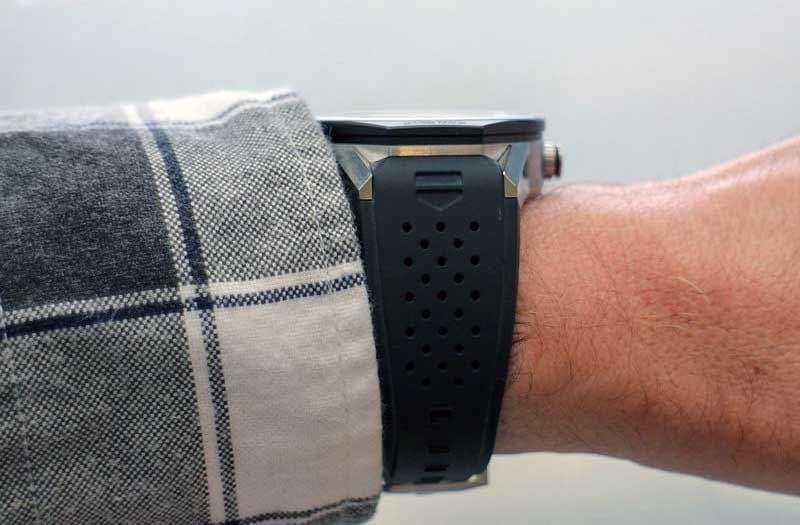 Умные часы Tag Heuer Connected Modular 41