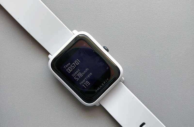 Тест Xiaomi Amazfit BIP